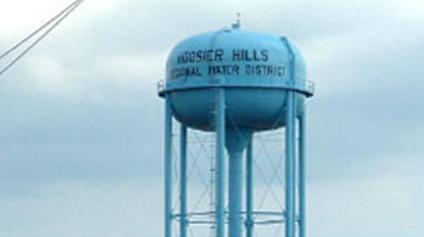 Hoosier Hills Watertower
